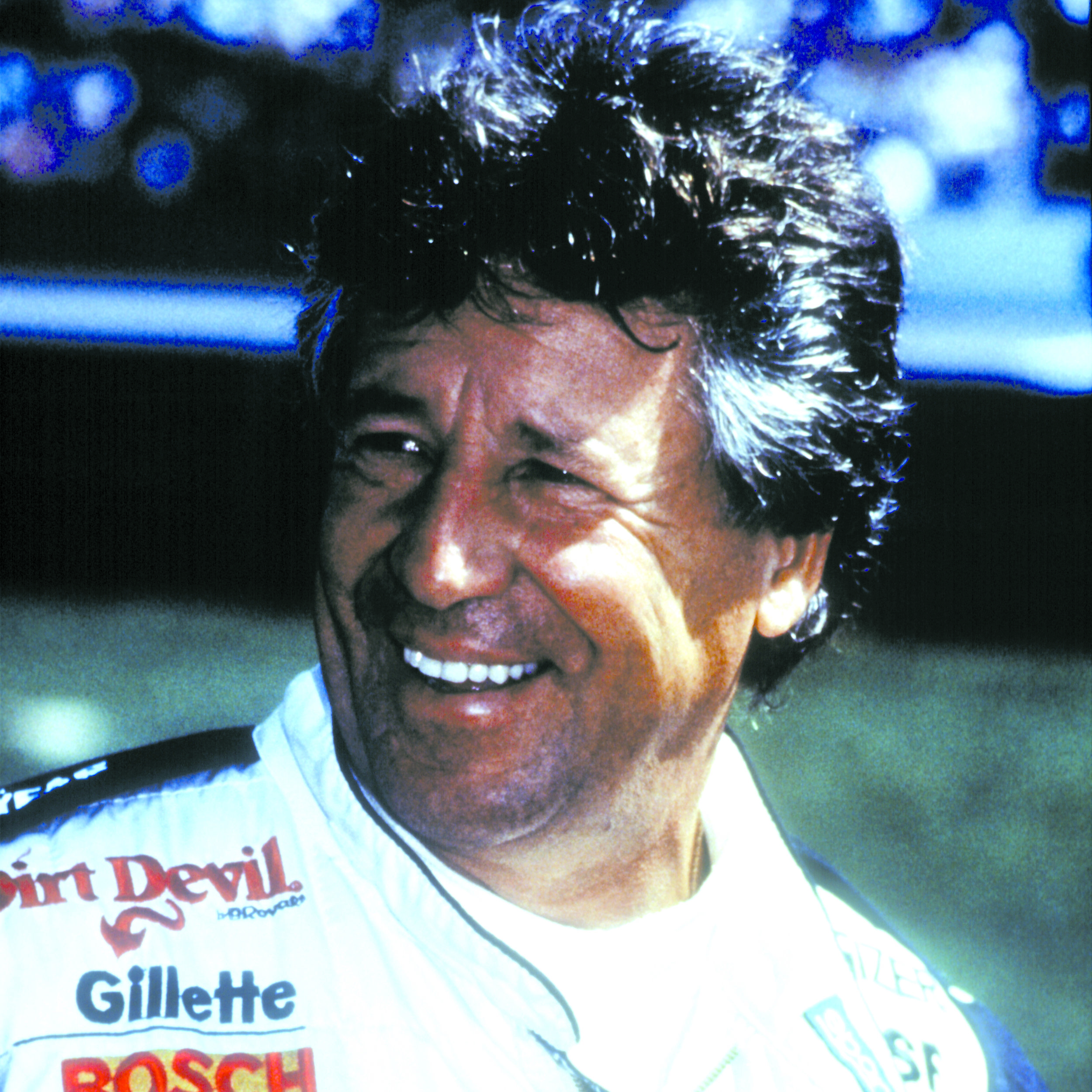 2007 - Mario Andretti - Having proven himself a winner at all levels of competition, Mario Andretti is often referred to as the greatest racecar driver of all time. He took the checkered flag 111 times during his career, which stretched over five decades.