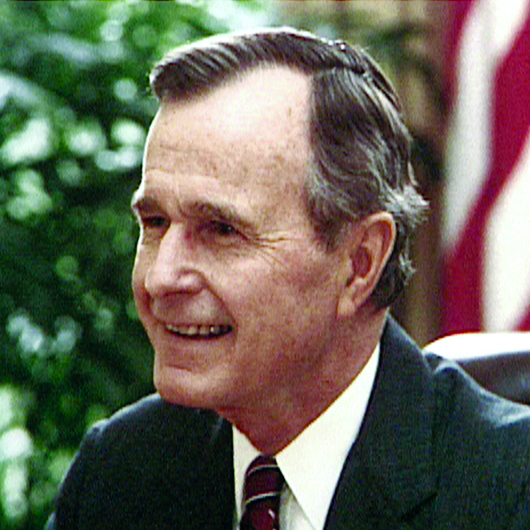 "1993 - president george h.w. bush - The 41st President of the United States was honored for his stately service to the country and pronounced philanthropic efforts with his vision of a ""thousand points of light,"" which encourages individual contribution to society."