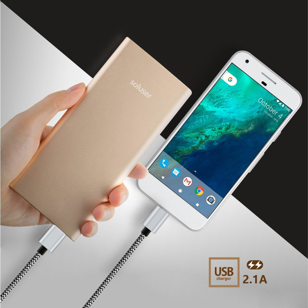 Portable Charger $27