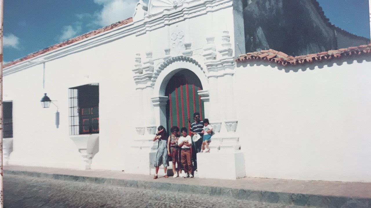 Estefania Palomino's Family