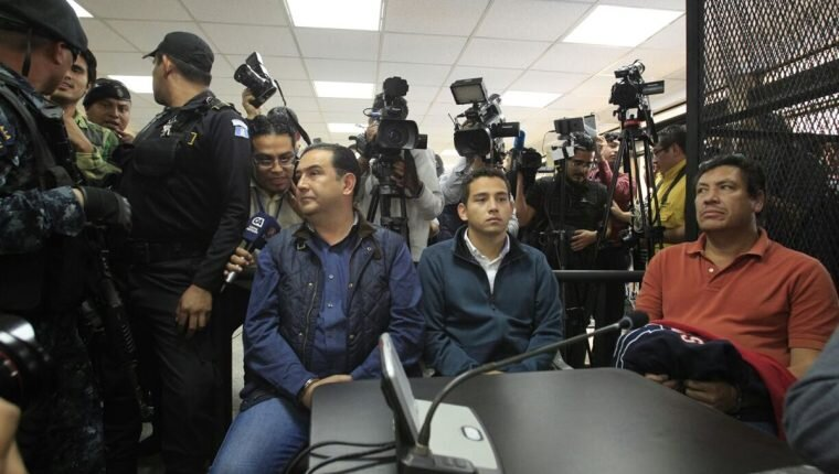 Jimmy Morales' brother and son under investigation of fraud (Photo: Prensa Libre: Hemeroteca PL)