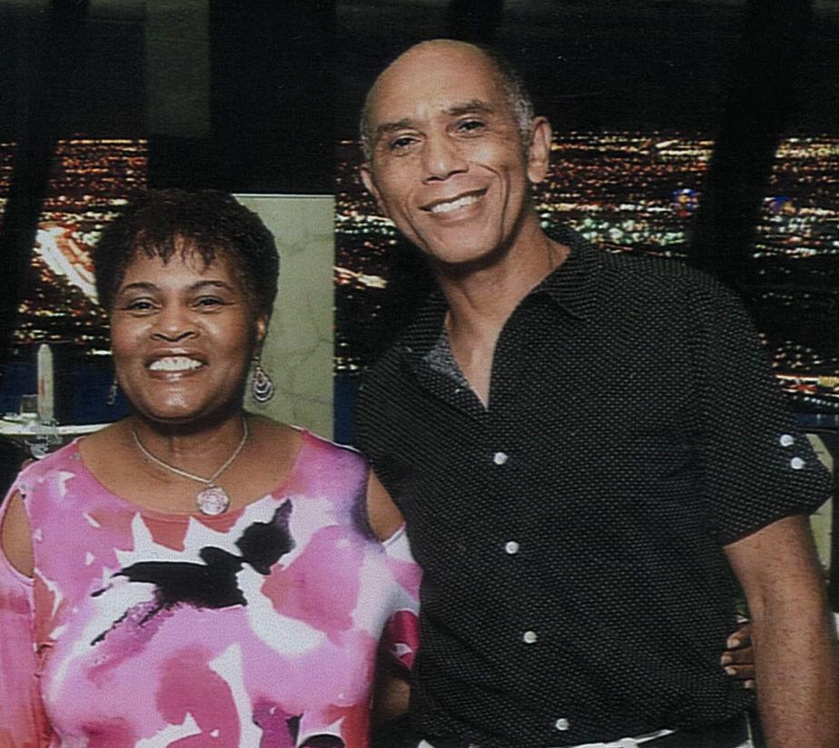 Rudy & Ann Cowie   New Believers, Visitation