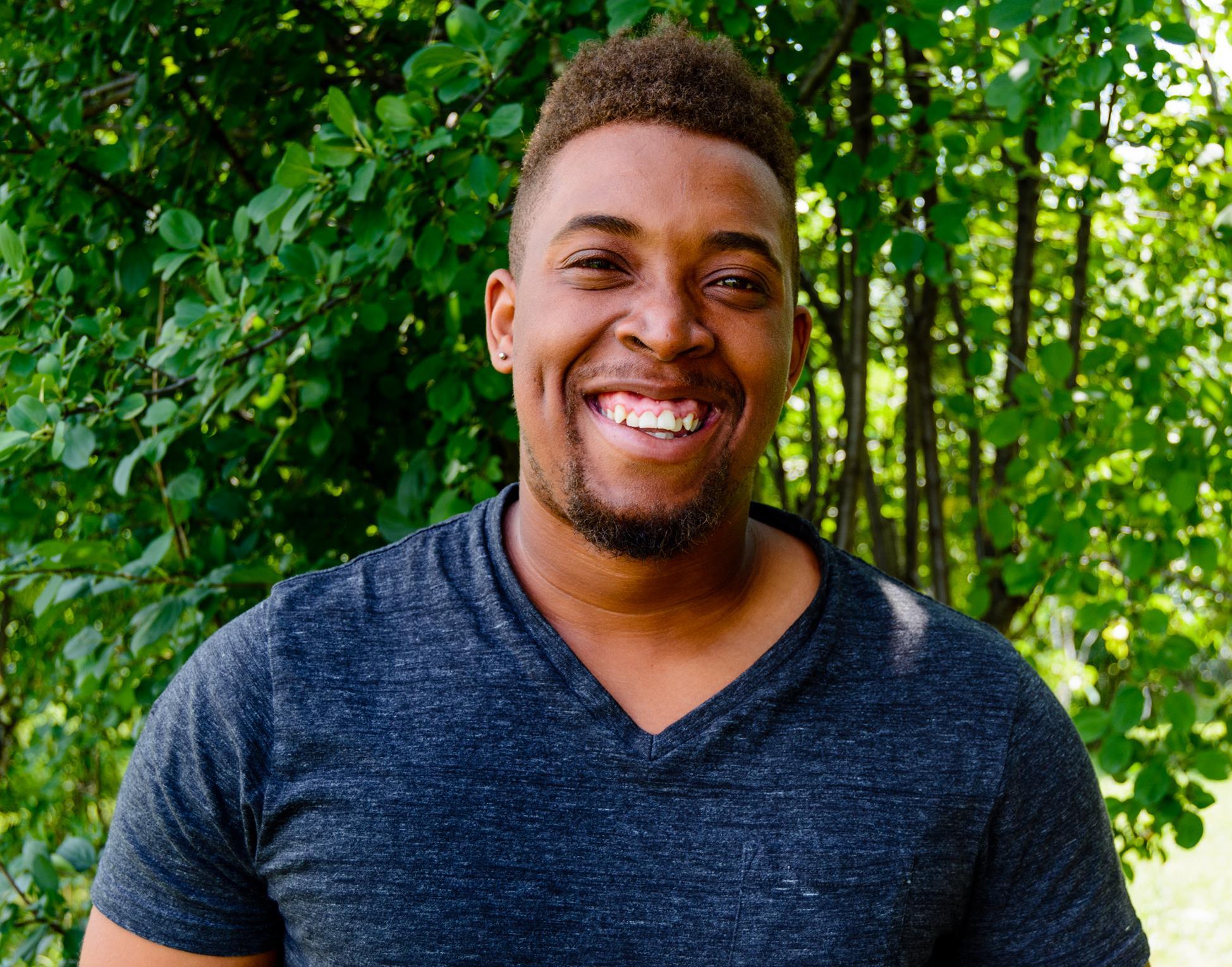 Marcus Walker   Music Intern -Creative Arts