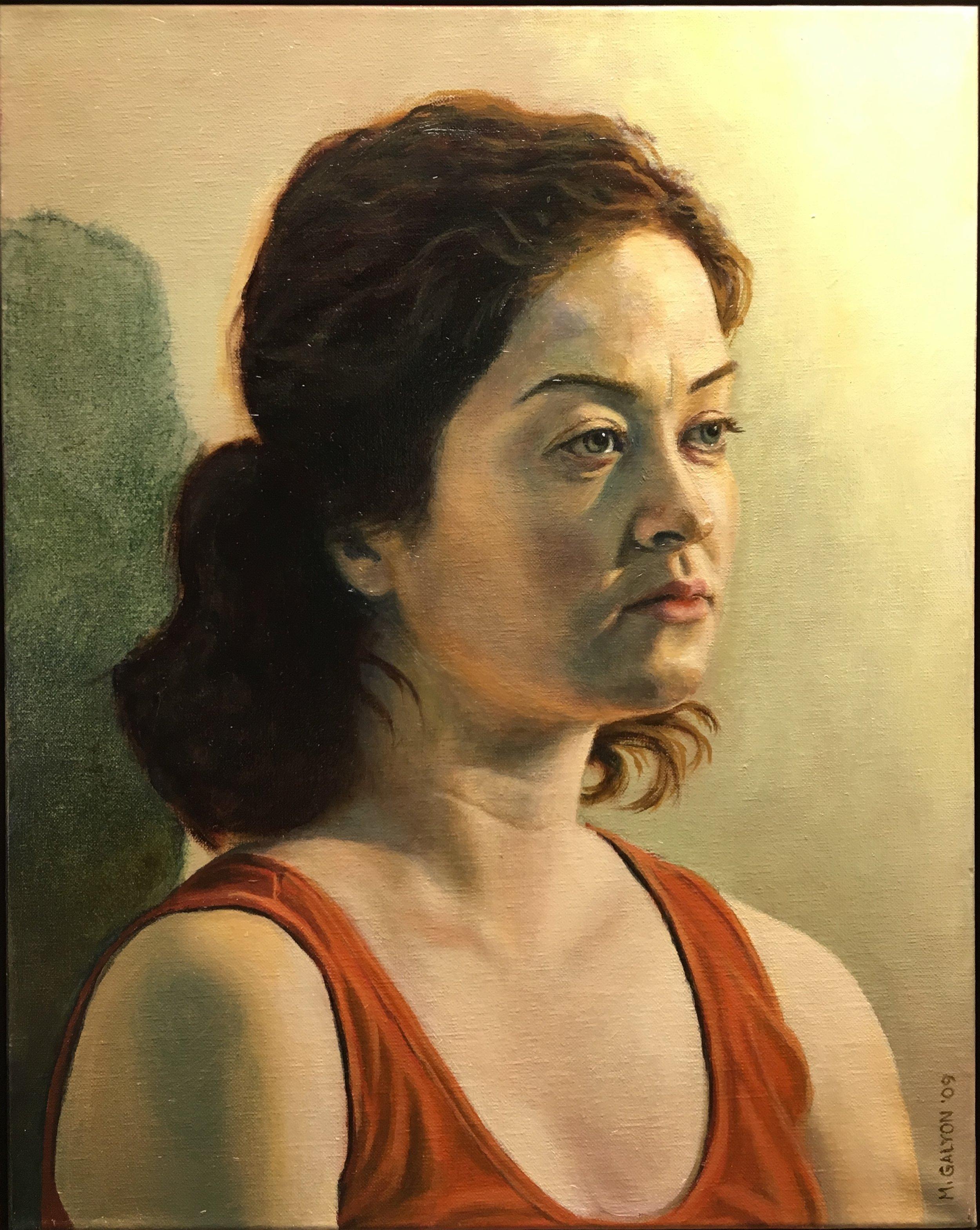 Becca portrait