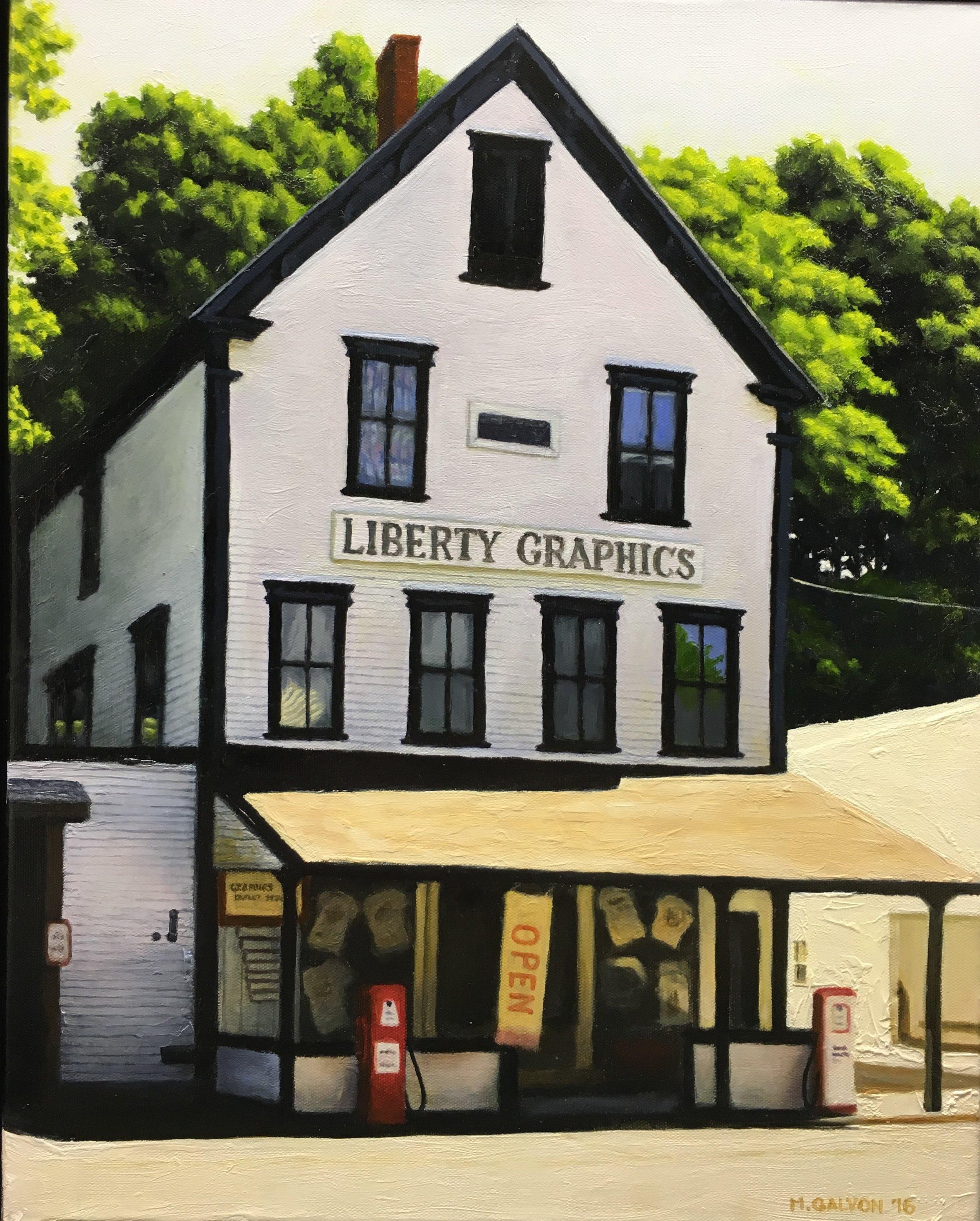Liberty Graphics Maine