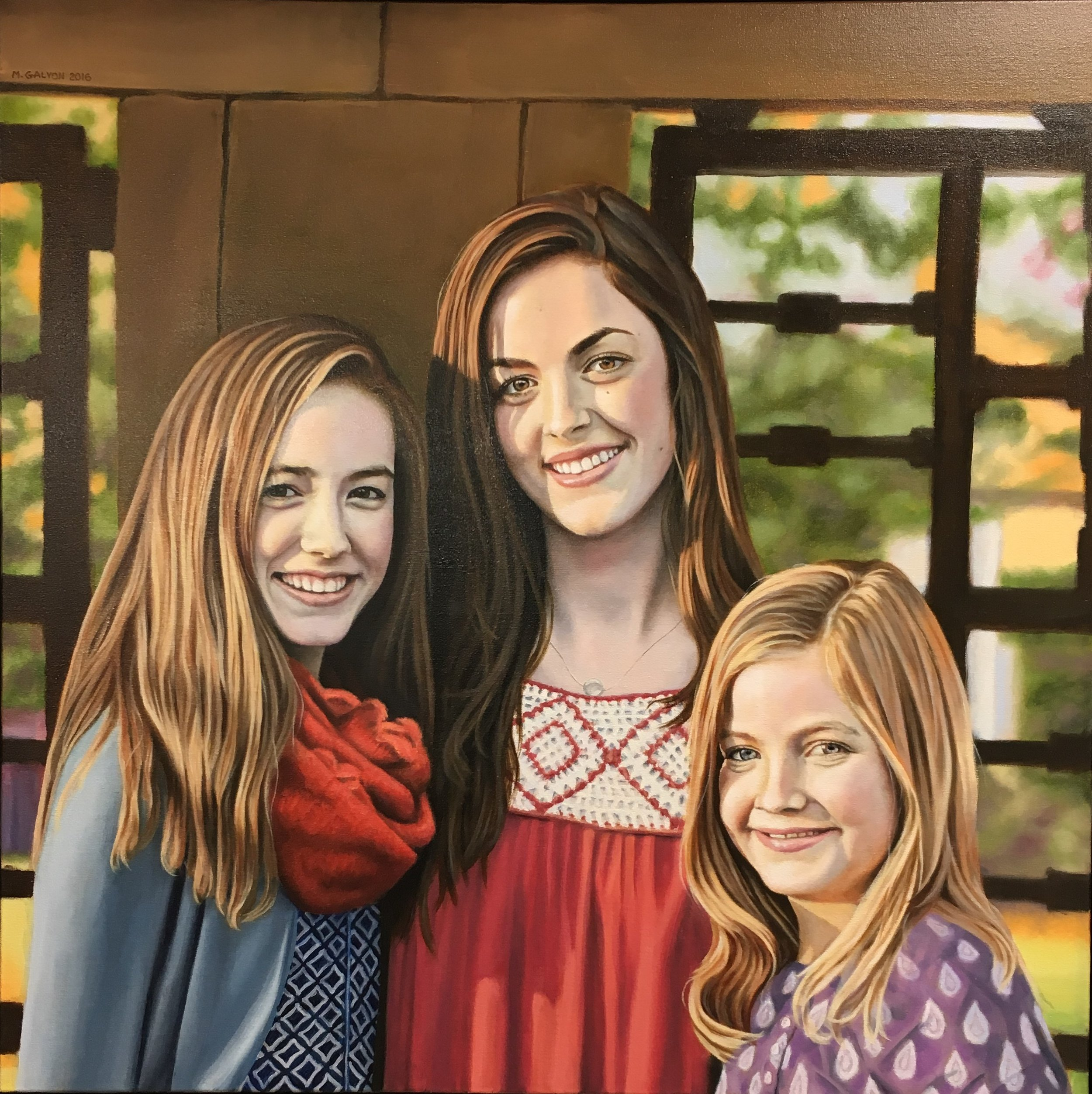 Portrait, commissioned work