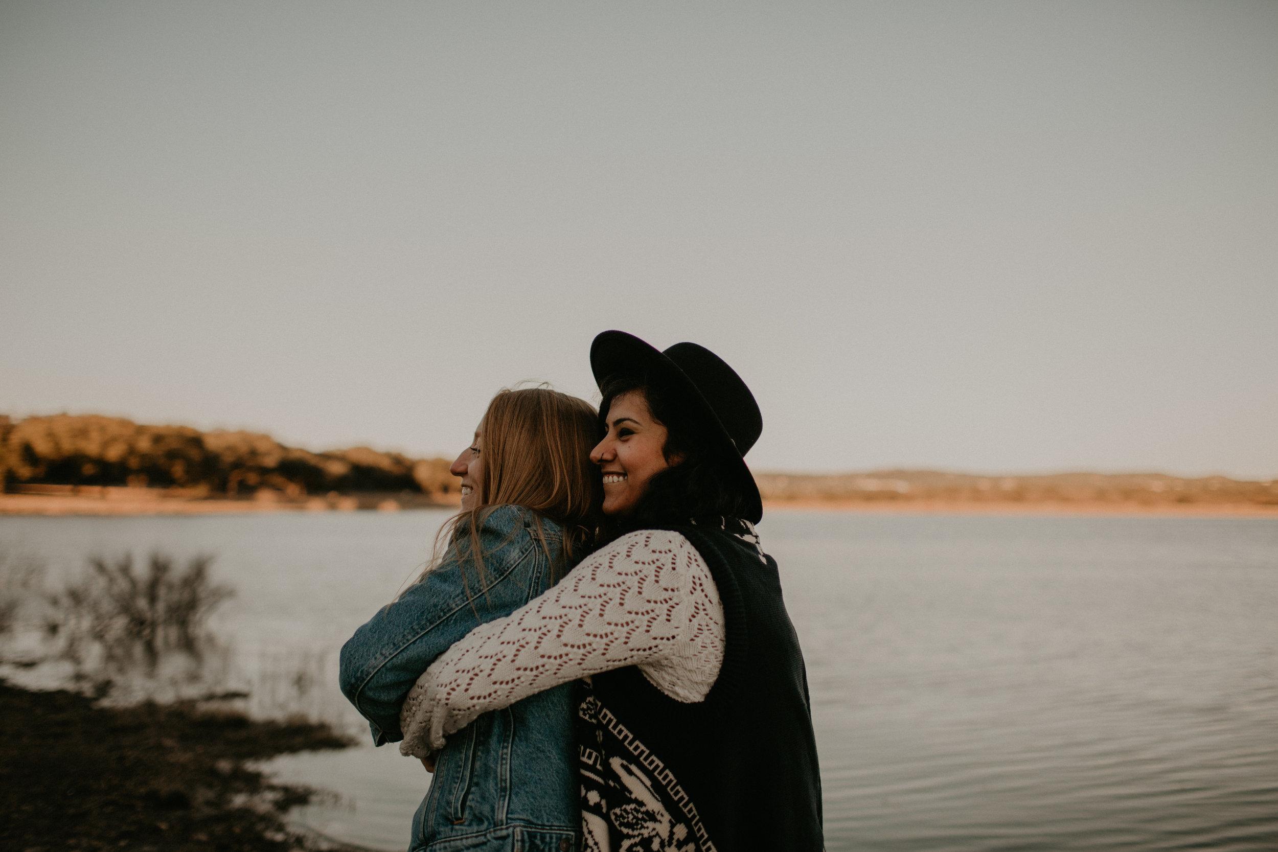 austin texas same sex couples session | fareena + mackenzie