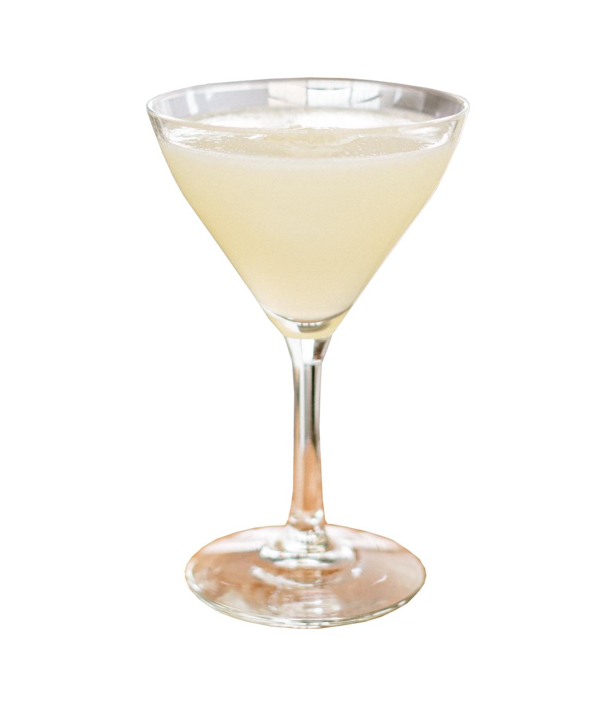 XYZ  4ml Rich Simple Syrup* 25ml Norseman Orange Liqueur 25ml Fresh Lemon Juice 50ml Norseman Rum  Shake and strain into glass. Float an ice cube on top.