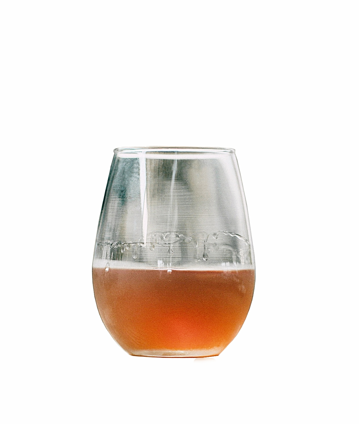 REVOLVER  4ml Orange Bitters 16ml Norseman Coffee Liqueur 80ml Whiskey   Stir ingredients over ice and decant into a stemless wine glass. Float a large ice cube as garnish.
