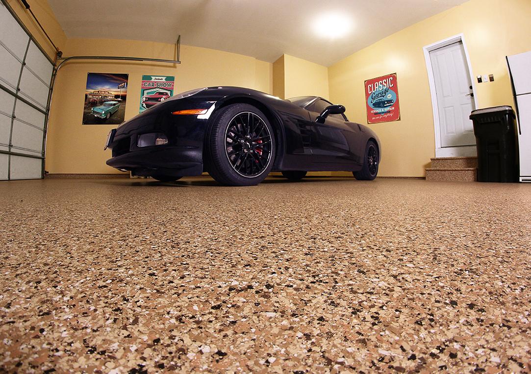 Garages...