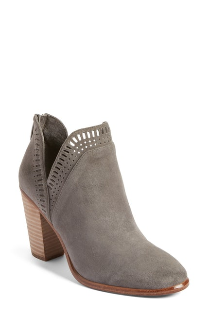 Vince Camuto - Fileana Split Shaft Bootie - Backordered til NOVEMBER! These are absolutely the hottest booties for fall/winter & will DEF be making an appearance in my winter capsule.