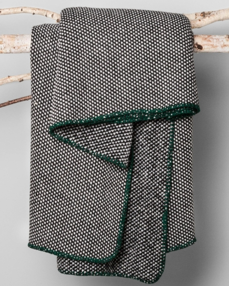 Thank you Joanna Gaines for this $30 cozy throw blanket!