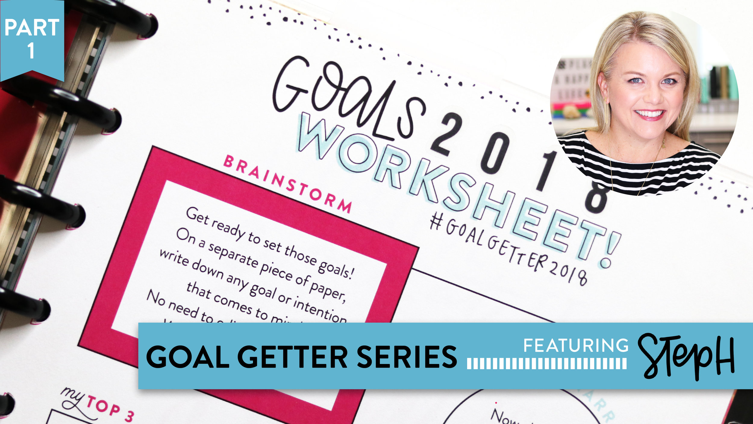 GOAL GETTER PART ONE