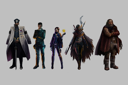 Character Design for Games -
