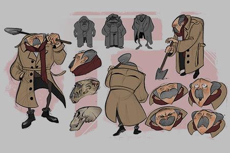 Character Design for Illustration & Comics -