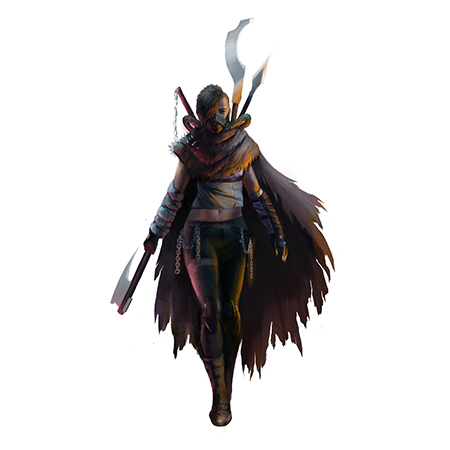 Character Design for Games - 8 Classes / 8 Weeks