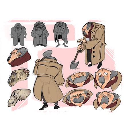 Character Design for Illustration & Comics - 8 Classes / 8 Weeks