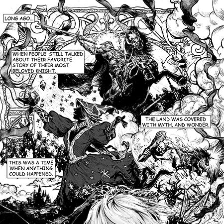 Portfolio - Manga & Comics - 8 Classes / 8 Weeks