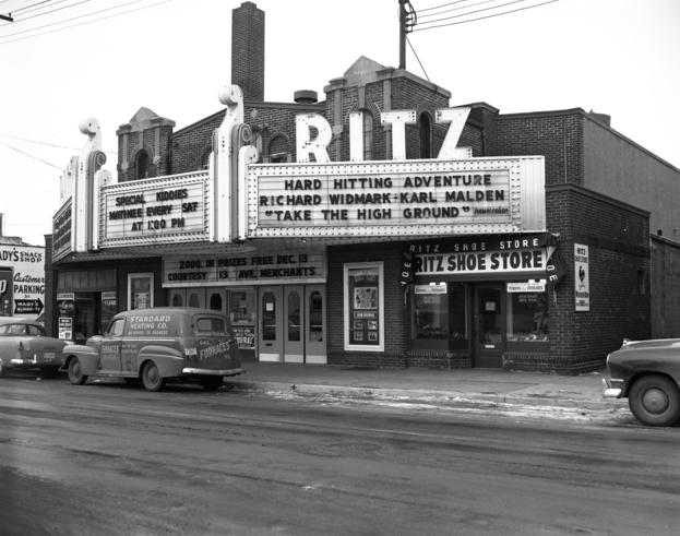 Ritz Theater, December 9, 1953