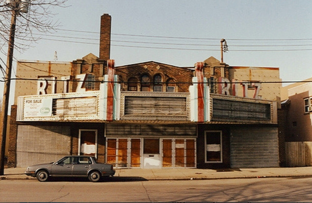 Mid 1990s, The Ritz Theater sat vacant for nearly two decades.