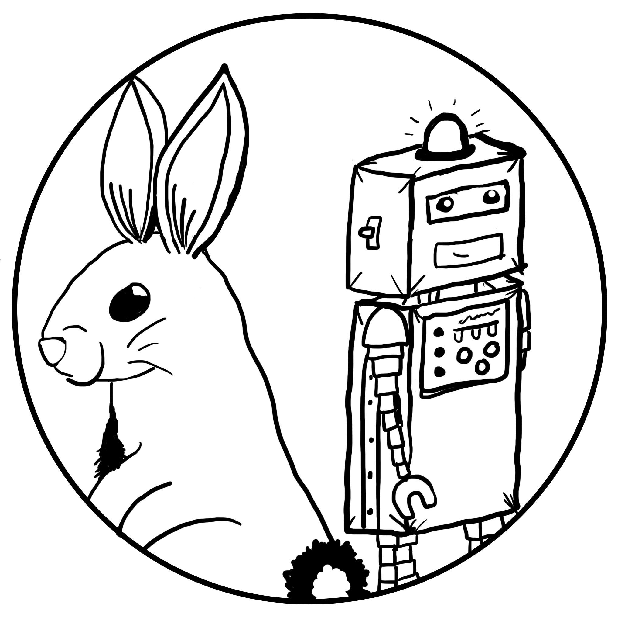 Robot & Rabbit Photograpy logo