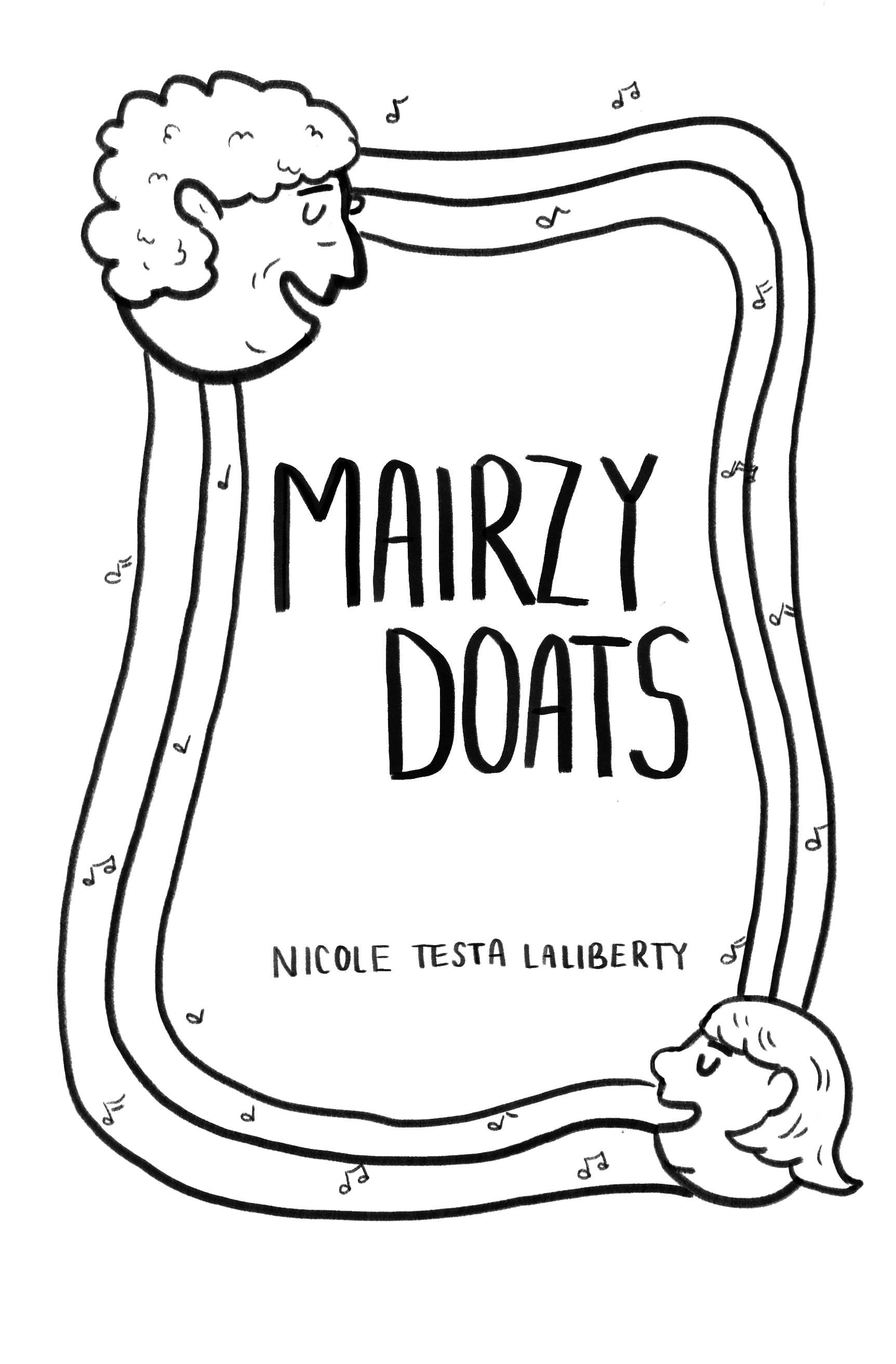 Mairzy Doats (Comic)