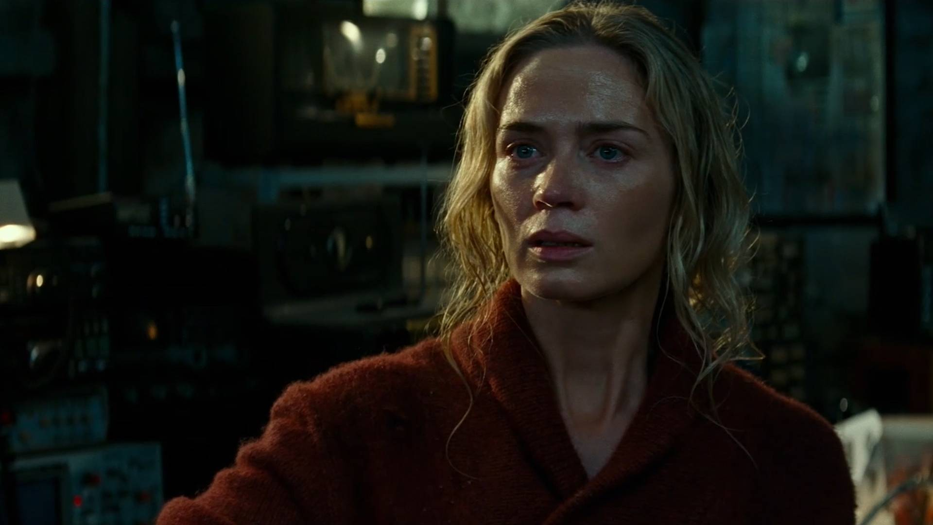 EMILY BLUNT | Evelyn | A QUIET PLACE
