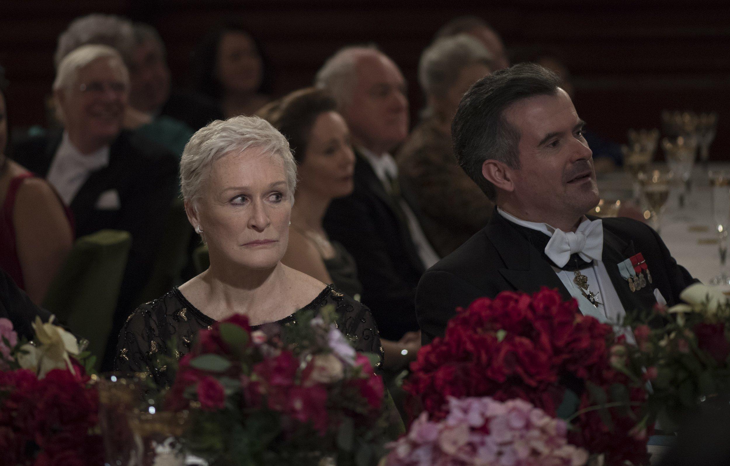 GLENN CLOSE | Joan Castleman | THE WIFE