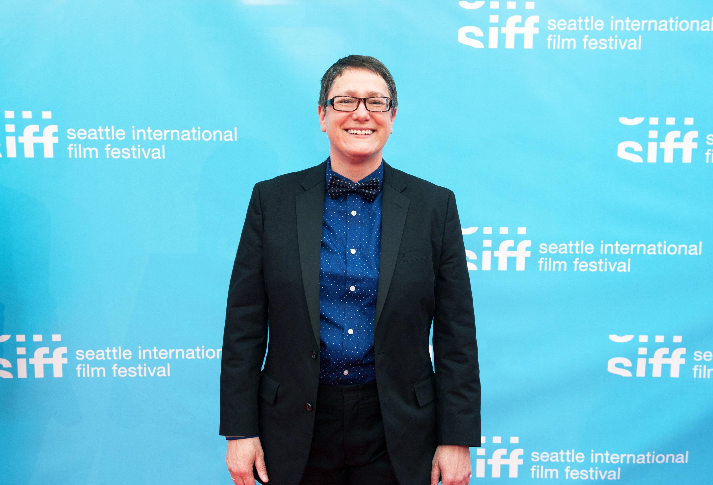 SIFF Artistic Director Beth Barrett