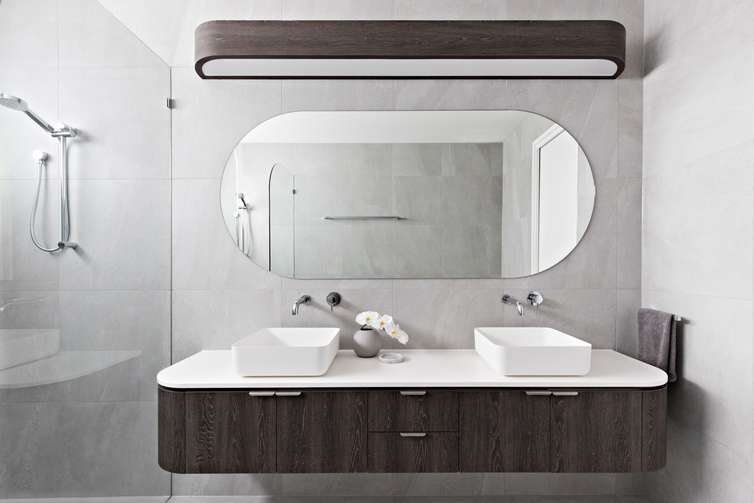 Zephyr and Stone • Melbourne Luxe Ensuite