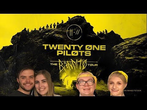 Twenty One Pilots concert with @aaronhollaway !!! Go check out his experience at this Bandito tour!! 🔗 https://www.youtube.com/watch?v=h_YbmV2of9I #smallyoutuber #twentyonepilots #thebanditotour #twentyonepilotstour 