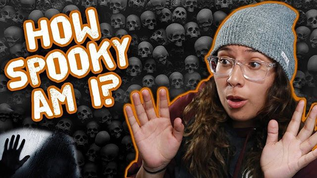 How spooky is @noitsnotalexis ??? Go watch her video and find out as she talks about all things spooky! 🔗 https://www.youtube.com/watch?v=95fK9rbvQSA #smallyoutuber #smallyoutubecommunity #spooky #Halloween2018 