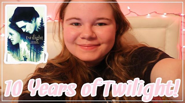 Were you ever a fan of Twilight? @itsAmyCraig was able to watch the movie in theaters again for its 10 year anniversary.  🔗 https://www.youtube.com/watch?v=zEjshNo2g6w #smallyoutuber #twilight #twilight10th 
