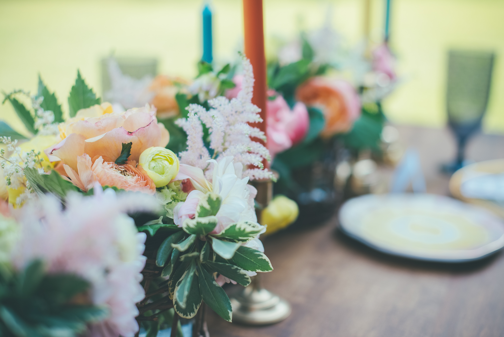 Signature club summer bridal styled photoshoot -
