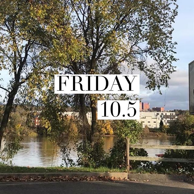Windows up tonight at 5pm with delicious grub from: @revival_chili  @steelcitychimneys  Pittsburgh Smokehouse  Live music by Mike Linder of @28north - join us on this beautiful fall evening. 🍂🍁 #fall #friday #happyhour #foodtrucks #pittsburgh #412 #millvale