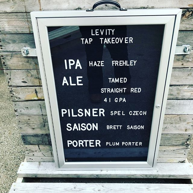 If you've always wanted to try some Levity Brewing Co. without driving to Indiana PA, stop by this weekend, we will keep the fire stoked for you! 🍺🔥#craftbeer #foodtrucks #millvalefoodtruckpark