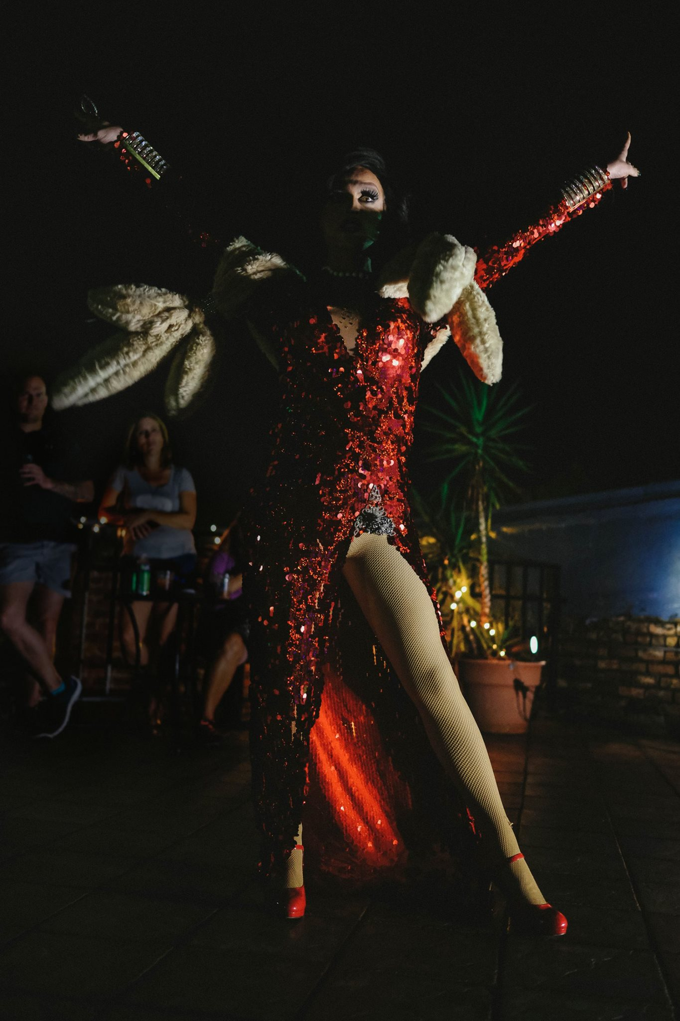 Drag at Royal Frenchmen | New Orleans