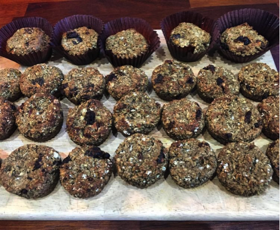 Workit Health Liv's Recovery Kitchen Berry Breakfast Balls