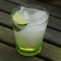 Mint Limeade Mocktail