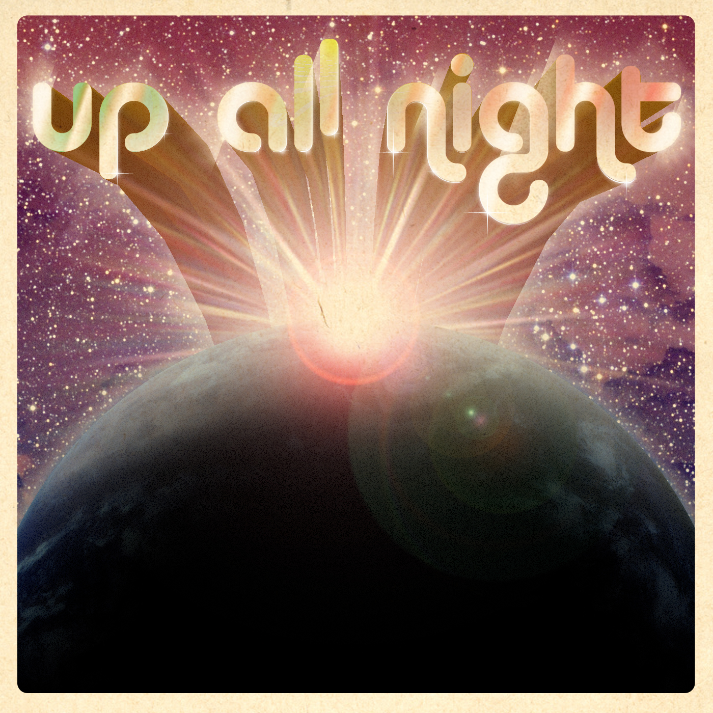 Up All Night  podcast cover