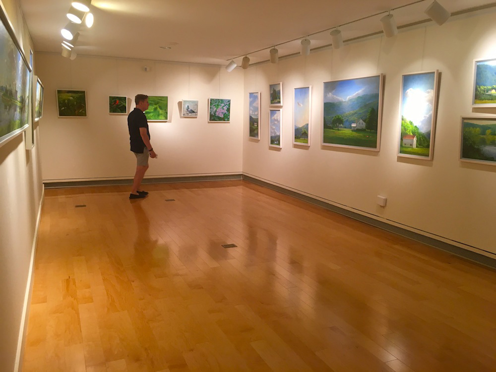Fenimore Art Museum, Cooperstown, NY; Natural New York 2016.JPG