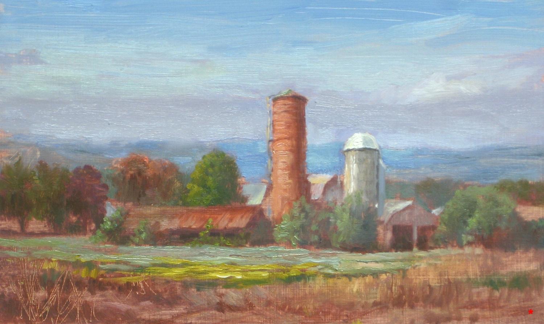 W-BITL-Farm On Paris Hill-Dalrymple-8x13-oil on board-2009-SOLD.jpg