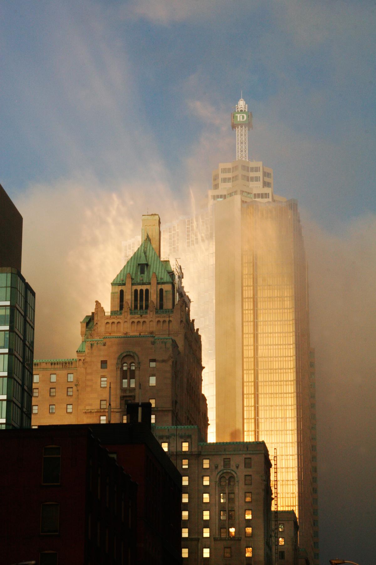 TD building, Toronto
