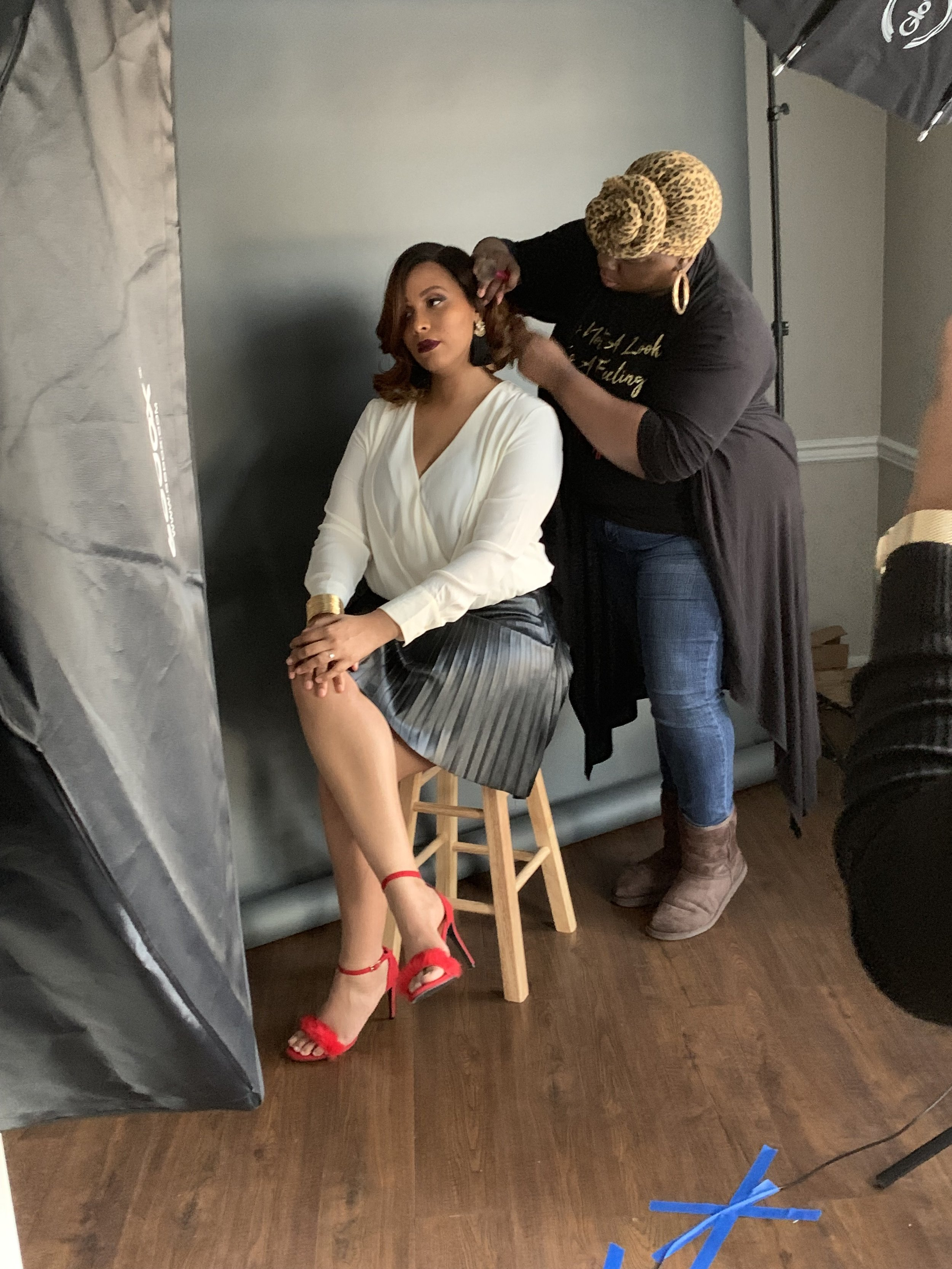 A Top 10 Service - Whether you're in need a new look, makeup services for your big day or help organizing your closet and building a star studded wardrobe I am your one stop shop.