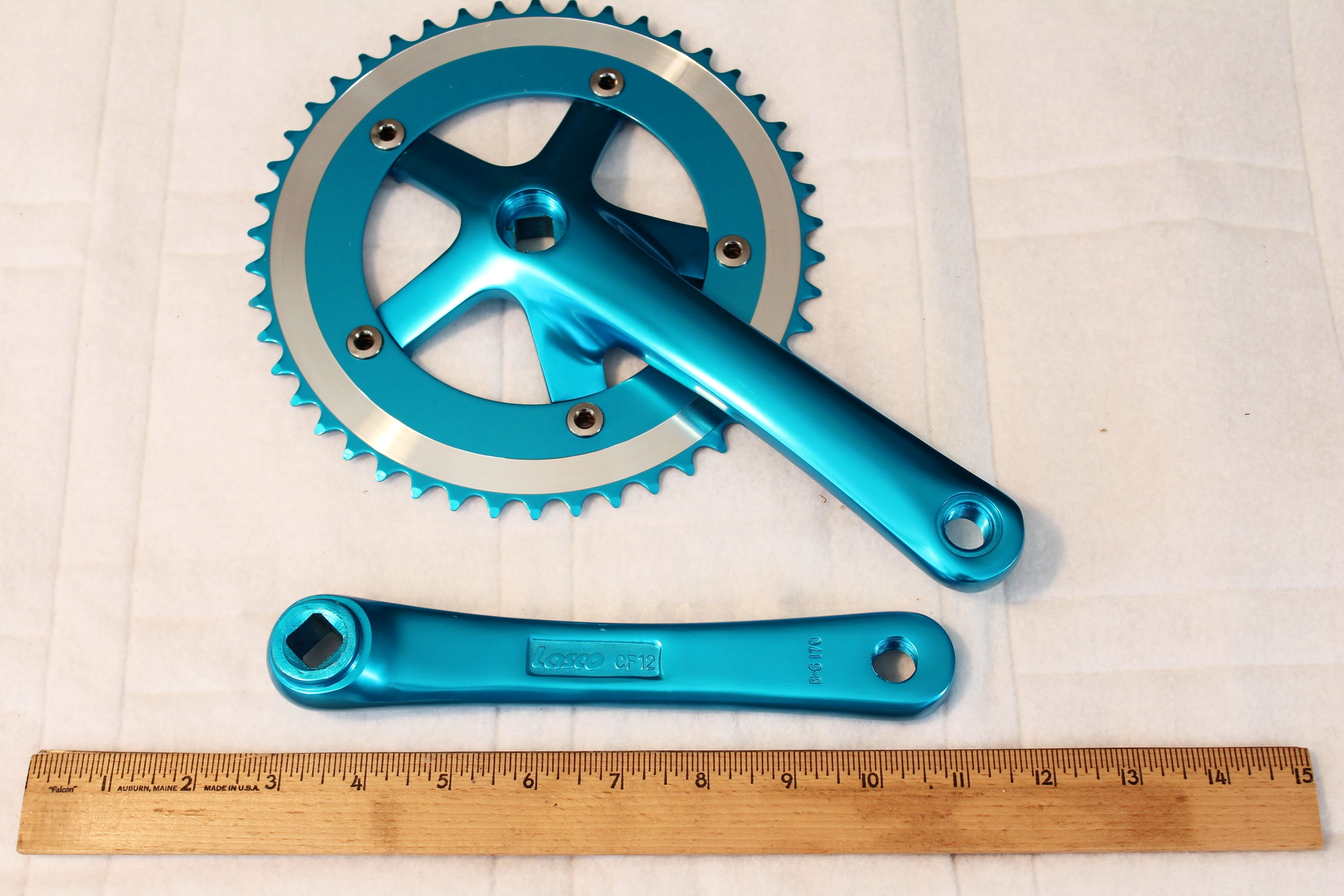 Cranks Virtue VRC 4.0 - Blue