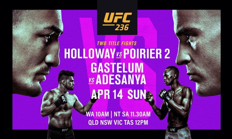 UFC 236: Holloway vs Poirier 2 | Better at The Pub