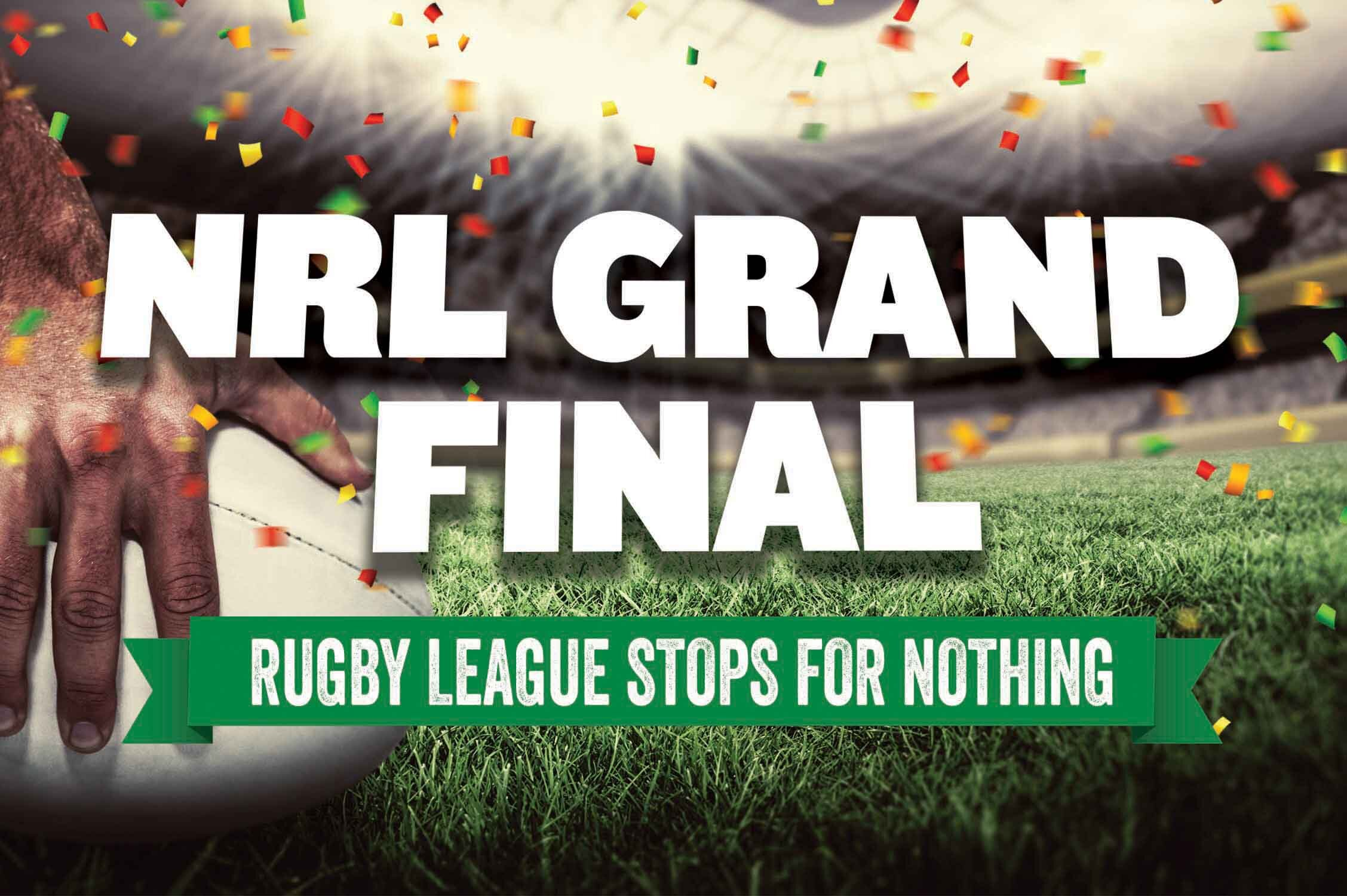 Nrl Grand Final 2020 Better At The Pub
