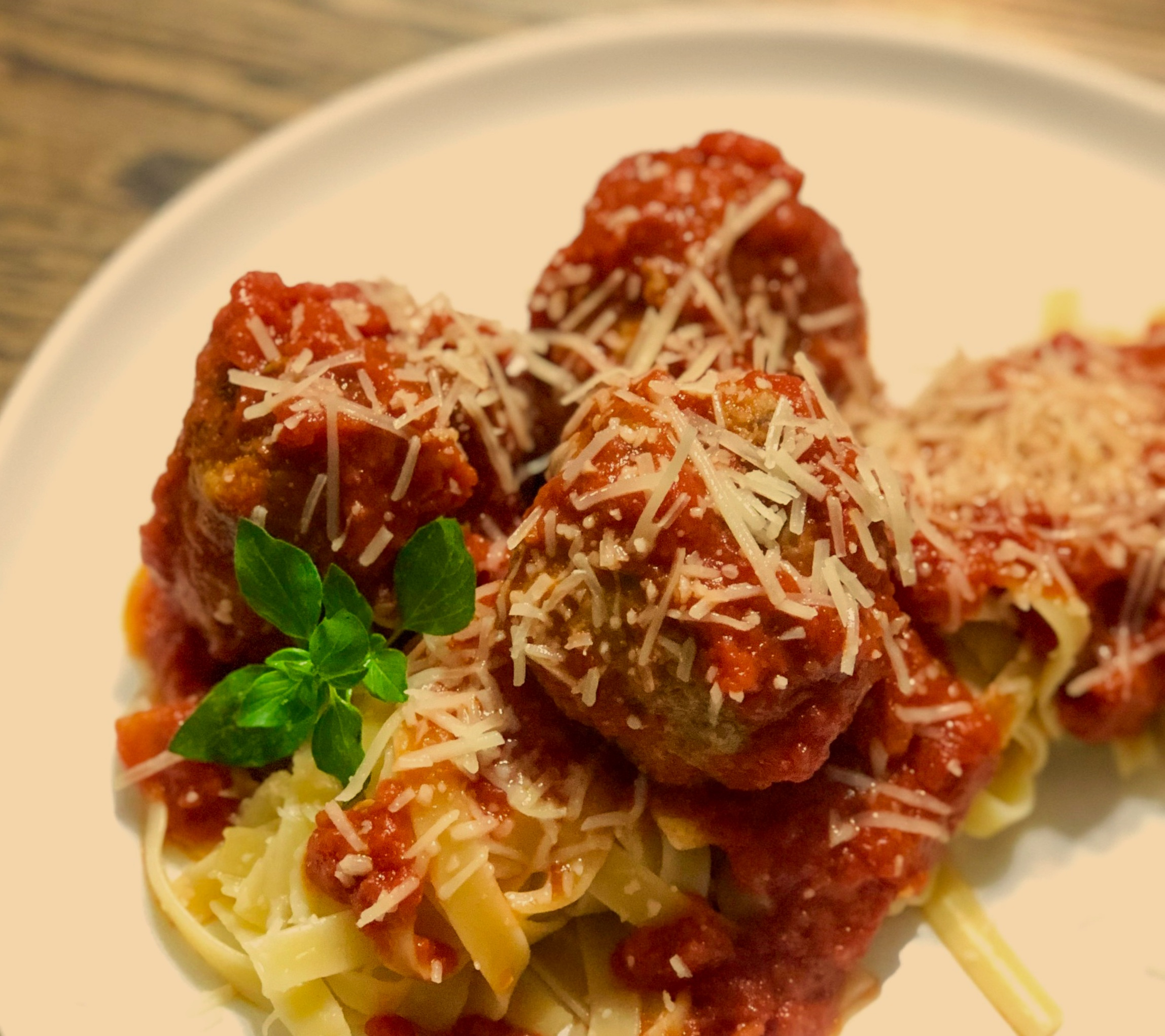 Not your mama's Meatballs -