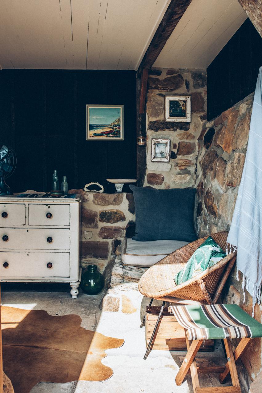 Second bedroom cosy nook