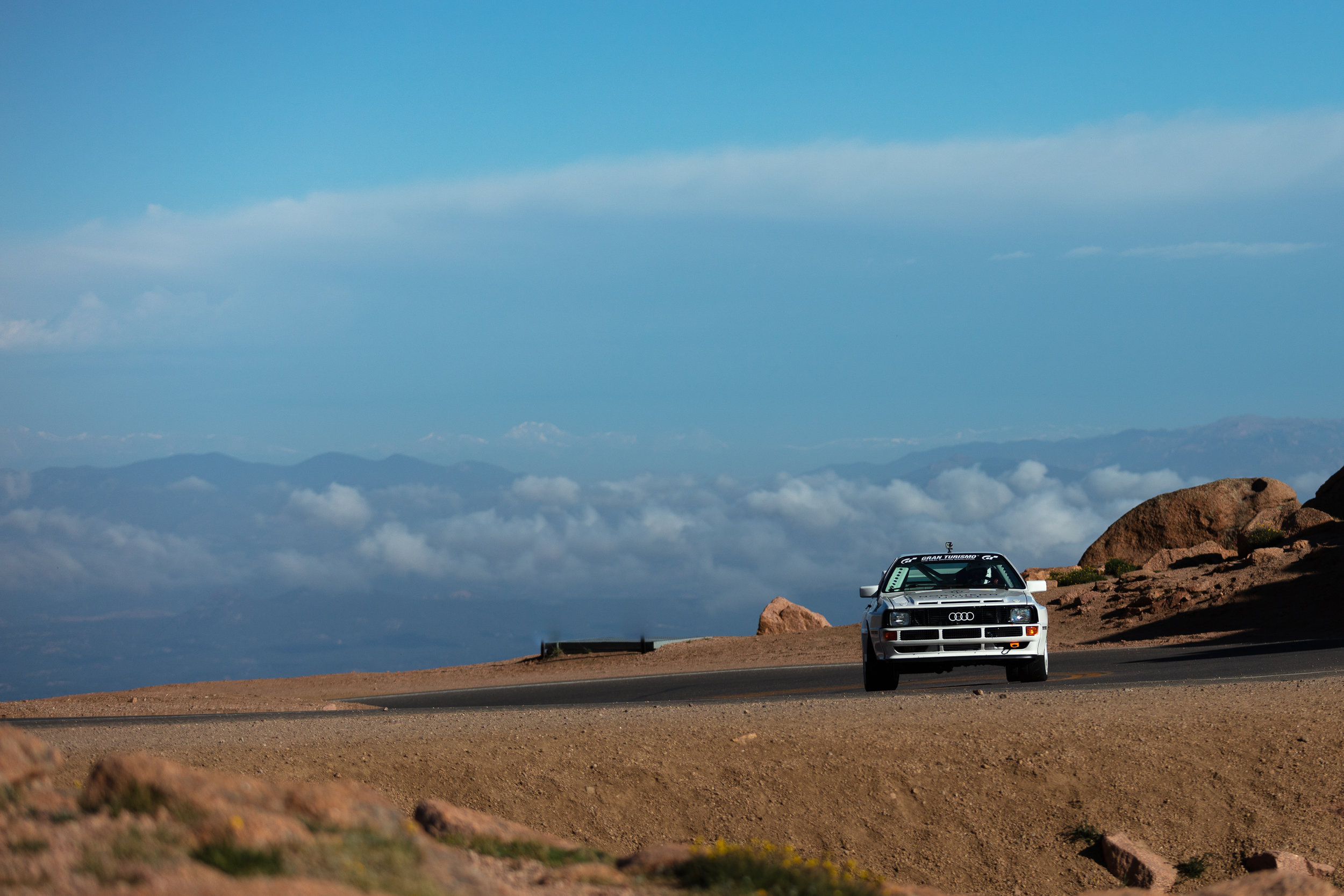 pikes peak international hill climb - CLICK FOR GALLERY